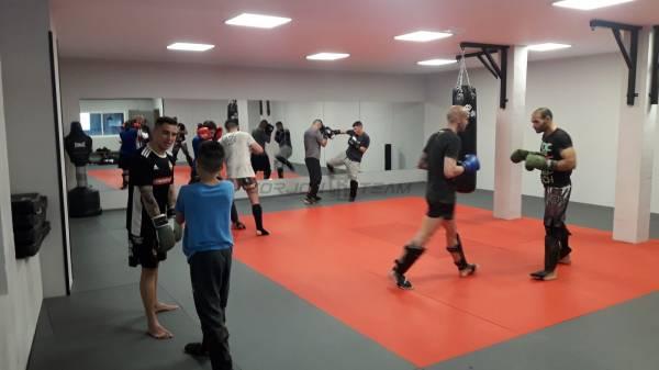 Seminario Muay Thai abril 2019: Muay Thai