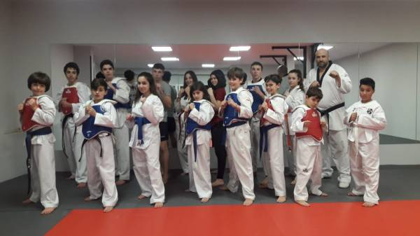 Joaquín Gorjón,Sala Tatami,Taekwondo