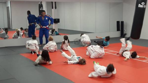 Judo,Sala Tatami